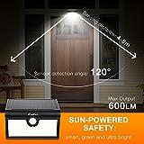 42 LED Motion Sensor Solar Light