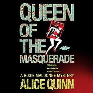 Queen of the Masquerade Audiobook