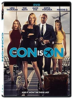 Book Cover: Con Is On, The brits/coming