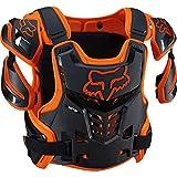 Fox Racing Adult Raptor Vest-Orange-S/M