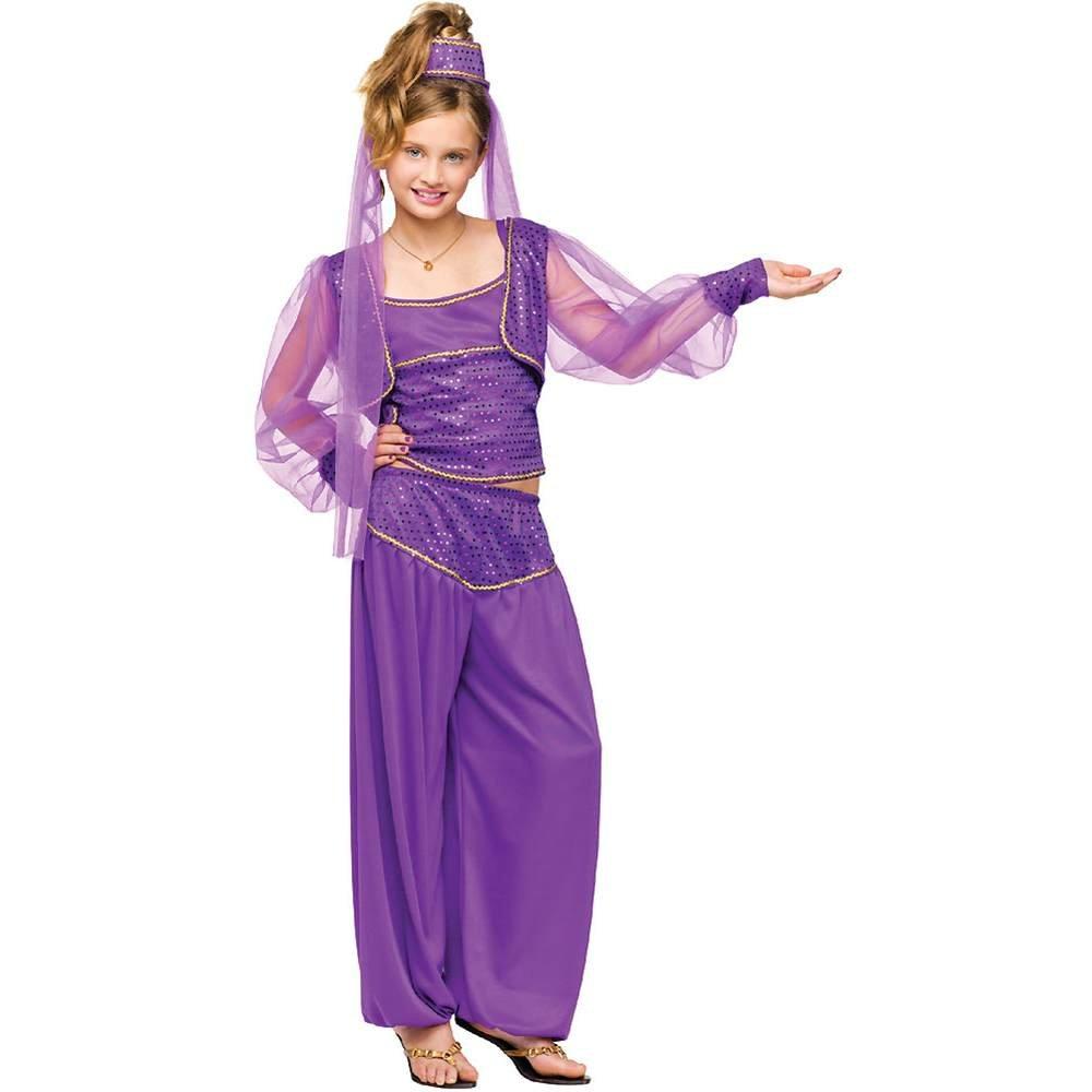 Dreamy Genie Kids Costume