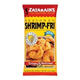 Zatarains New Orleans Style Seasoned Shrimp Fry Mix, 10 Ounce -- 12 Per Case.