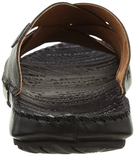 Pikolinos Tarifa 06j Men Open Back Slippers Black (Black Black) Djq3tfL7