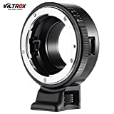 VILTROX NF-M4/3 Mount Adapter Ring for Nikon G/F/AI/S/D Type Lens to M4/3 Mount Camera for Panasonic GF1 GF2 GF3 GF5 GF6 G1 for Olympus E-M1 E-P1 E-P2 E-P3
