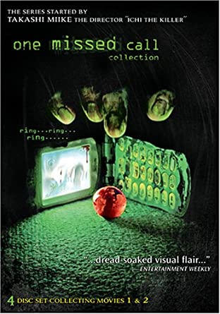 Amazon One Missed Call Pack John Bailey Movies TV