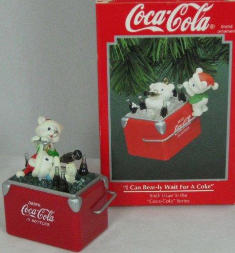 Coca Cola Christmas Ornament 2