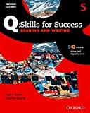 img - for Q: Skills for Success Reading and Writing 2E Level 5 Student Book book / textbook / text book