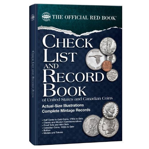 Whitman Pocket Checklist of US Half Dollar Coins Issues /& Proofs Reference NEW