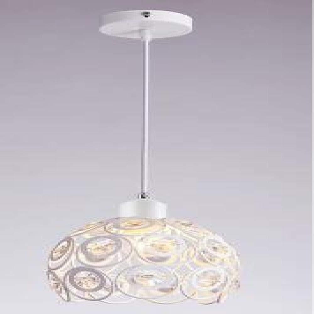 Lámparas colgantes de hoja hueca lámpara de escritorio de ...