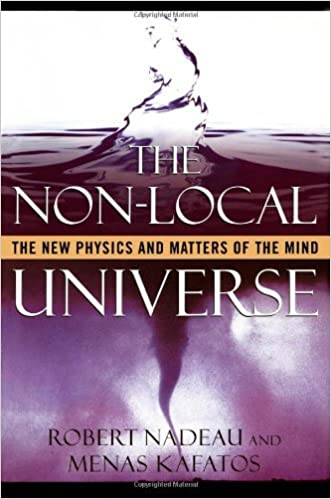 Gratis kontobøger pdf download The Non-Local Universe: The New Physics and Matters of the Mind in Danish PDF