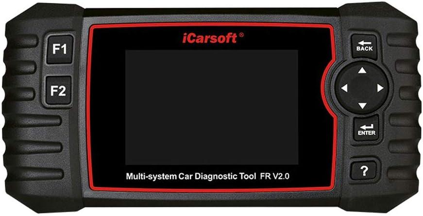 iCarsoft OBD II Diagnosetool FR V2.0 icfrv2 uneingeschr/änkt