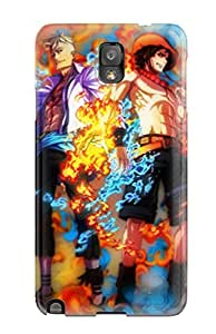 5935494K39673419 Hot One Piece Desktop Backgrounds Tpu Case Cover Compatible With Galaxy Note 3