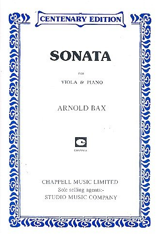Sonata : for viola and piano (Furniture Sonata)