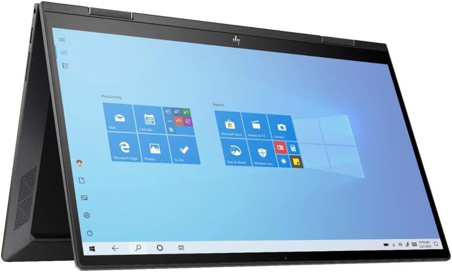 HP Envy x360 15.6 FHD 1080P Touchscreen 2-in-1 Laptop, AMD 6 Cores Ryzen 5 4500U