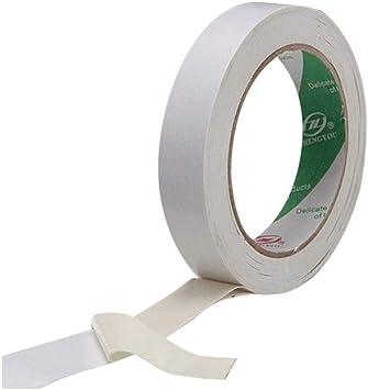 Lszdp-negozio Blanca doble cara cinta adhesiva de papel lado Dos ...