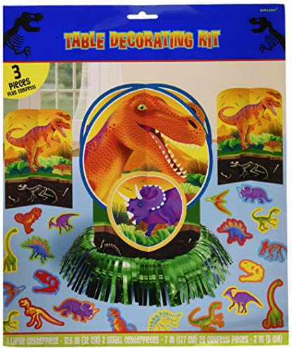 Prehistoric Table Decorating Kit, Party Favor]()