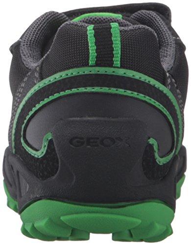 Geox J N Savage Bb, Sneaker bambini nero Black