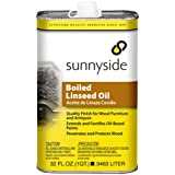 SUNNYSIDE CORPORATION 87232 1-Quart  Boiled Linseed Oil