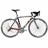 Cheap BEIOU 700C Road Bike Shimano ULTEGRA 10S Racing Bicycle 540mm 560mm T700-M40 Carbon Fiber Bike Ultra-light 18.4lbs CB001UT (580mm)