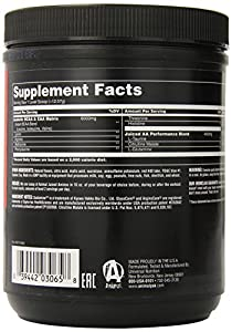 Universal Nutrition Animal Juiced Aminos, 30 Count