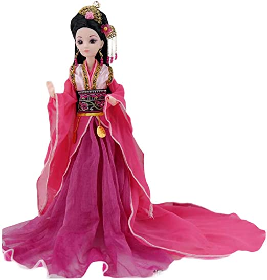 BLANCHO BEDDING Muñeca Antigua con articulación esférica de China ...