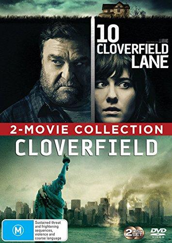 Cloverfield / 10 Cloverfield Lane   NON-USA Format   PAL   Region 4 Import - Australia