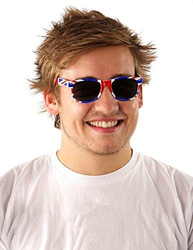 Adults Union Jack Sunglasses (British Flag Sunglasses compare prices)