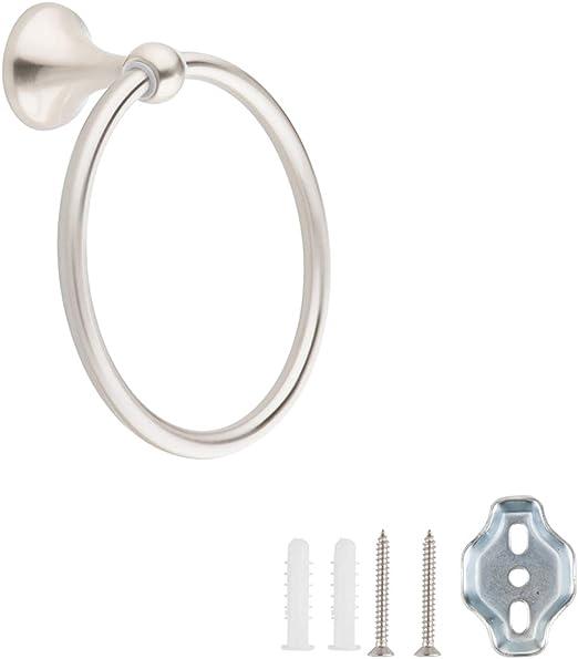 Basics AB-BR836-OR Toallero de anilla bronce al aceite