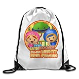 School Drawstring Bag Team Umizoomi Mighty Math Powers Backpack Review