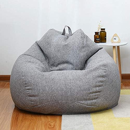 Lifesongs Pouf Geant Sofa Bean Bag Housse De Canap/é Amovible Manteau De Canap/é Housse De Housse De Canap/é pour Chaise De Canap/é Int/érieur Paresseux Ext/érieur
