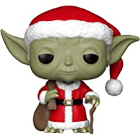 Funko Pop Star Wars: Holiday Santa Yoda Collectible Figure Deals
