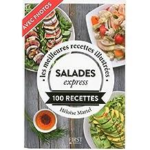 Salades express (Le petit livre) (French Edition)