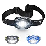 Best Headlamps - Litom White/Red LED Headlamp with 168Lumen,110 Meters Spotlight Review