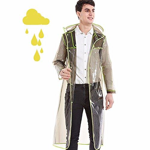 Adultes Raincoat Les Et Femmes Les Hommes Randonn HFqwU4