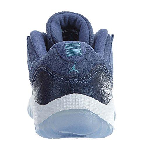 Giordania Ragazzini Jordan 11 Retro Basso (ps) (blu Luna / Blu Polarizzato Blu-binario) Blu Luna / Blu Polarizzato