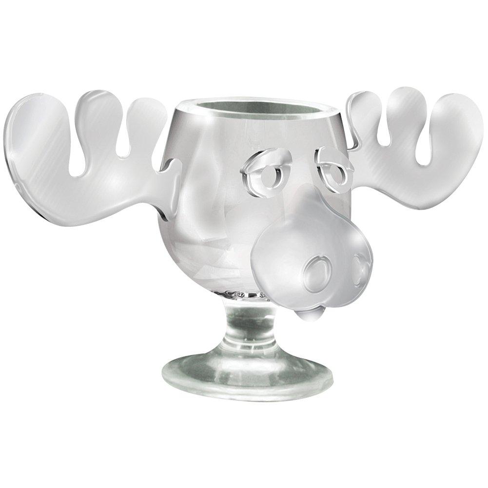 Amazon.com | CHRISTMAS MOOSE MUG SHOT GLASS by Traditional ...