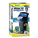 Whisper In-Tank Filter 20i with BioScrubber for 10 - 20 gallon aquariums (25817) (Misc.)