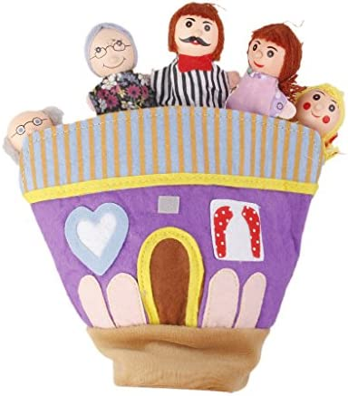 感知おもちゃ 布のおもちゃ 手袋人形 木製おもちゃ 本家おもちゃ 指人形 早期開発 実践力 創造力
