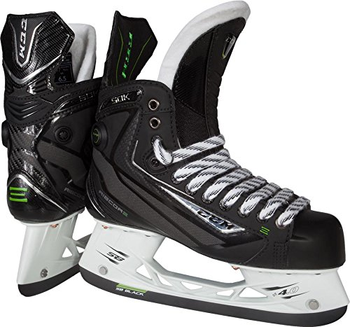 CCM 50K Pump Senior Ice Hockey Skates, 10.5 D
