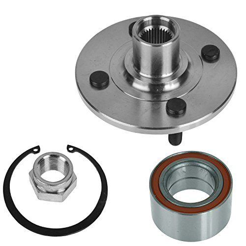 Sc Coupe - Front Wheel Hub & Bearing Left or Right for Saturn SL Sedan SC Coupe SW Wagon