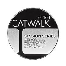 Session Series True Wax by TIGI for Unisex - 1.76 oz Wax