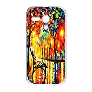 Custom Case Oil Painting For Motorola G Q3V851912