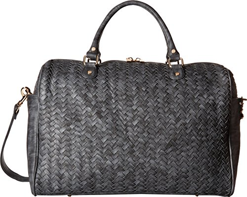 deux-lux-womens-gramercy-weekender-black-luggage