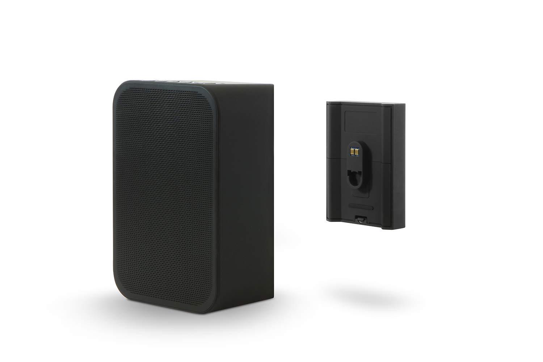 Bluesound Pulse Flex 2i + BP100 Battery Pack Bundle - Black by Bluesound