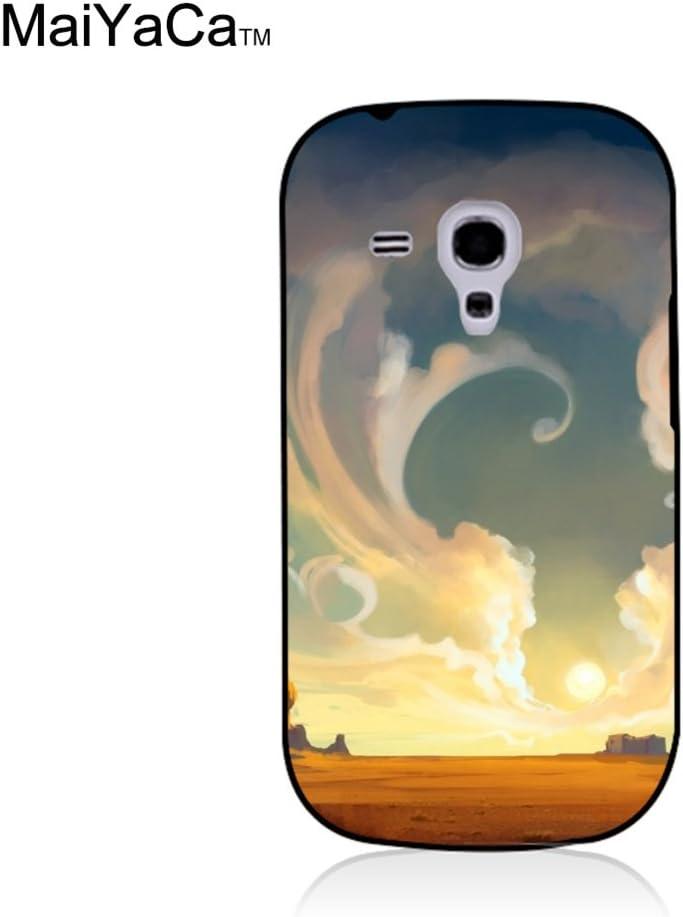 Maiyaca Tm Am101 Wallpaper Nature Water Phone Case For Samsung S3 Mini Amazon Co Uk Electronics
