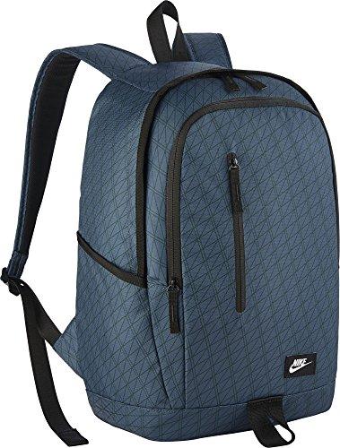 31b2f077fb Nike Nk all Access Soleday, Zaino Uomo, Squadron Blue/Nero/Bianco, Taglia  Unica: Amazon.it: Sport e tempo libero