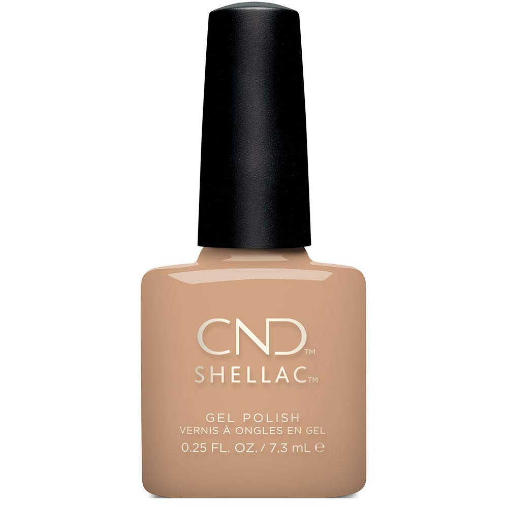 CND Shellac - Wild Earth 2018 Collection - Brimstone - 0.25 oz / 7.3 ml