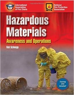 Hazardous Materials W/Cd: Awa: Awareness and Op by Iafc (2009-06-12)