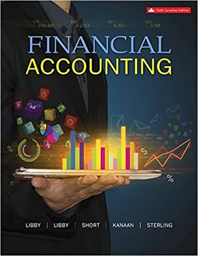 financial accounting 4th canadian edition libby solution manual