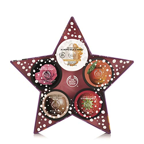 The Body Shop Body Butter Stars of The Forest Gift Set